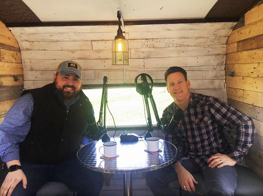 Episode 18 – Hunter Sparkman shares his story and sings a song in the Rambler